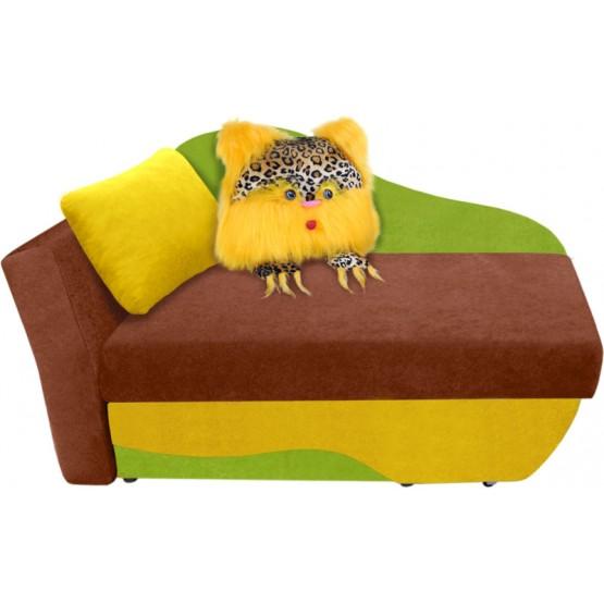 Детский диван «Антошка тигренок c лапками»
